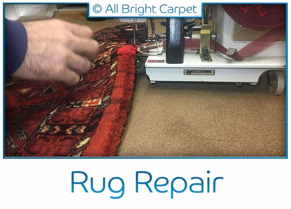 Rug Repair - Fulton Ferry 11201